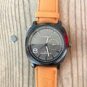 Men's Watch - Curren GMT Chronometer